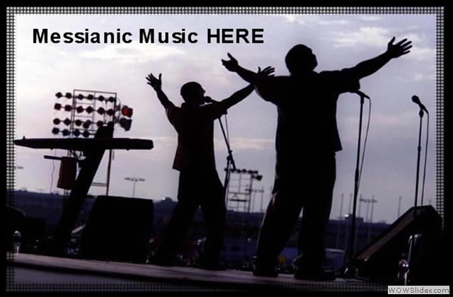 Messianic Music is found HERE (click to order)